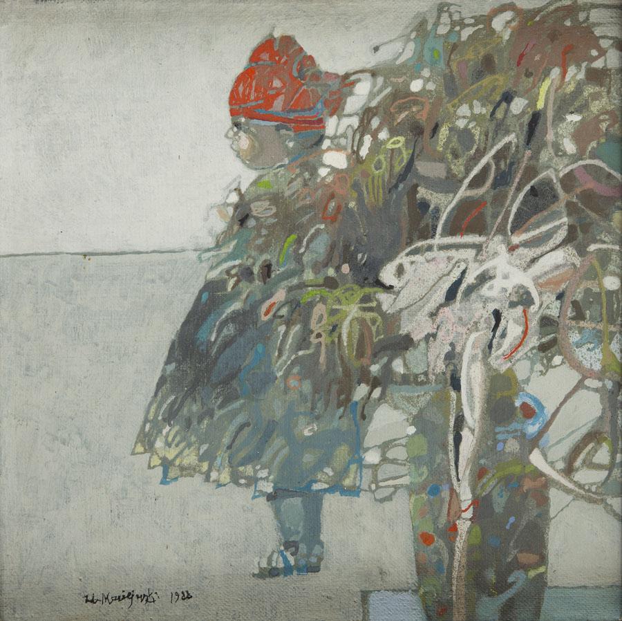 Zbysław Marek Maciejewski, Czerwony Kapturek, 1988 r.