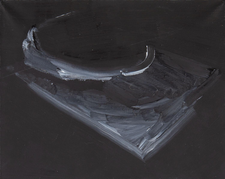 Wilhelm Sasnal Bez tytułu (Gramofon), 2002