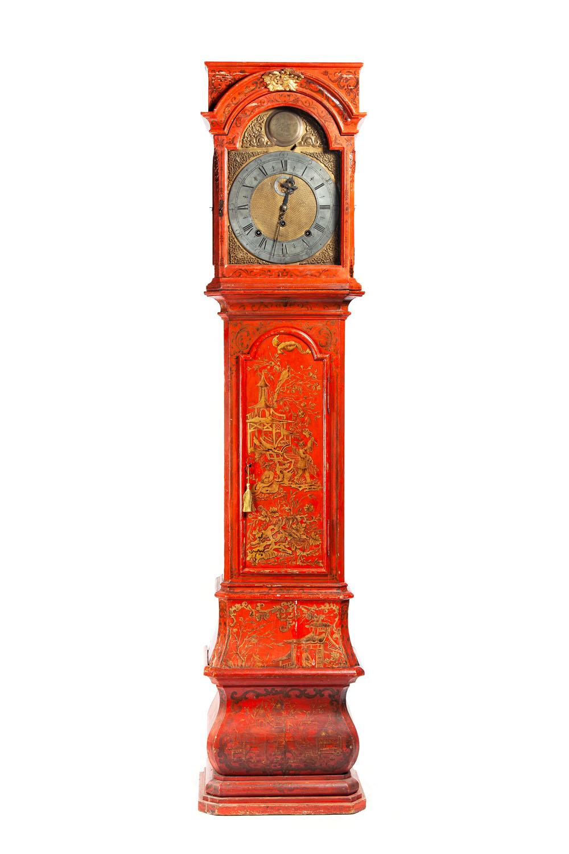 Zegar 2 poł. XVIII w.