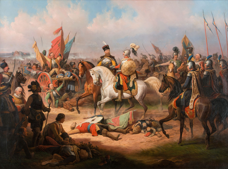 January Suchodolski, Chodkiewicz pod Kircholmem, 1858 r. Muzeum Wojska Polskiego