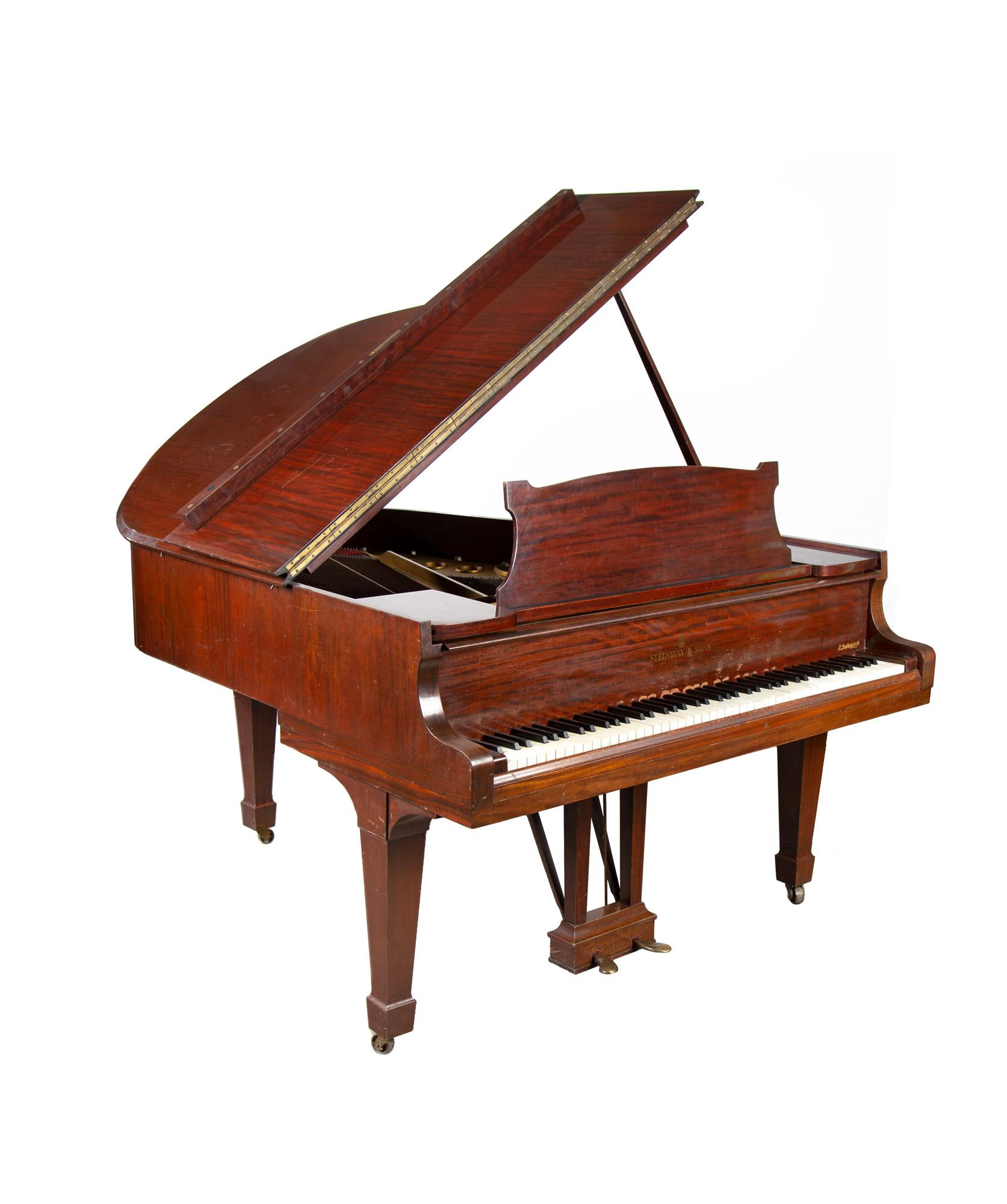 Fortepian Steinway & Sons około 1940