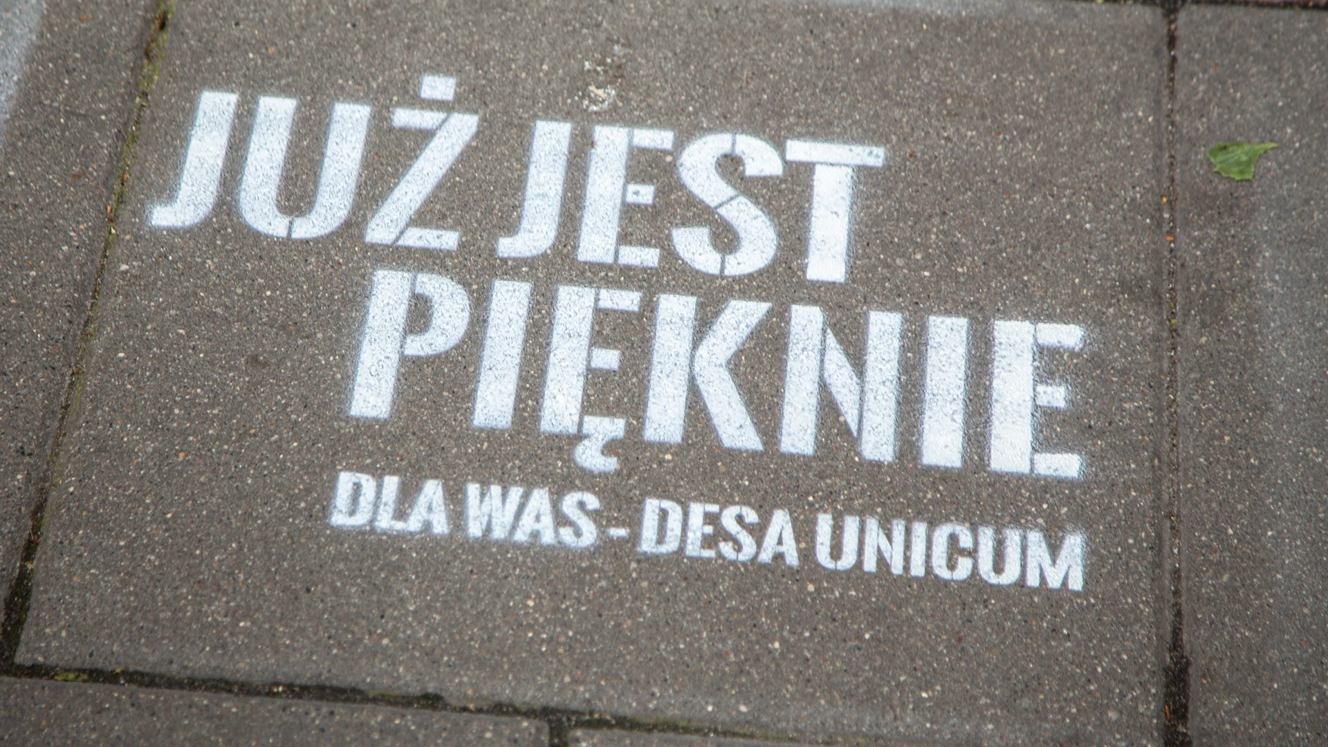 Art goes outside, photo: Paweł Bobrowski