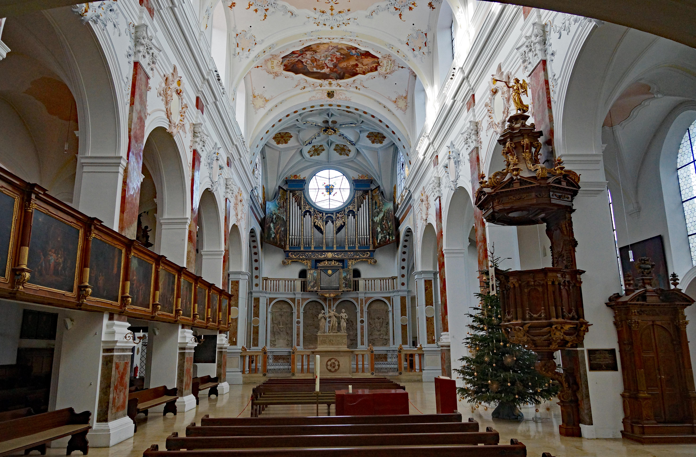 Kaplica Fuggerów w Kościele św. Anny w Augsburgu, źródło: WikiCommons