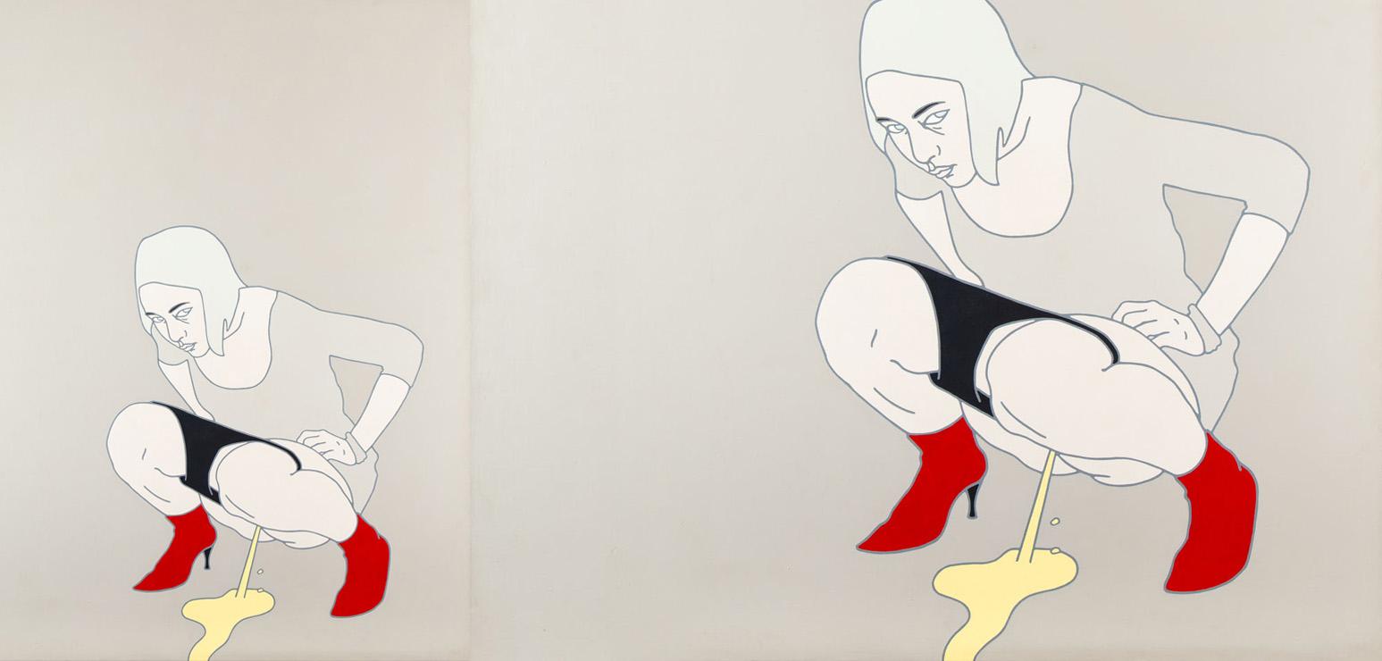 """Agata Bogacka, """"Tak"""", 2003"""