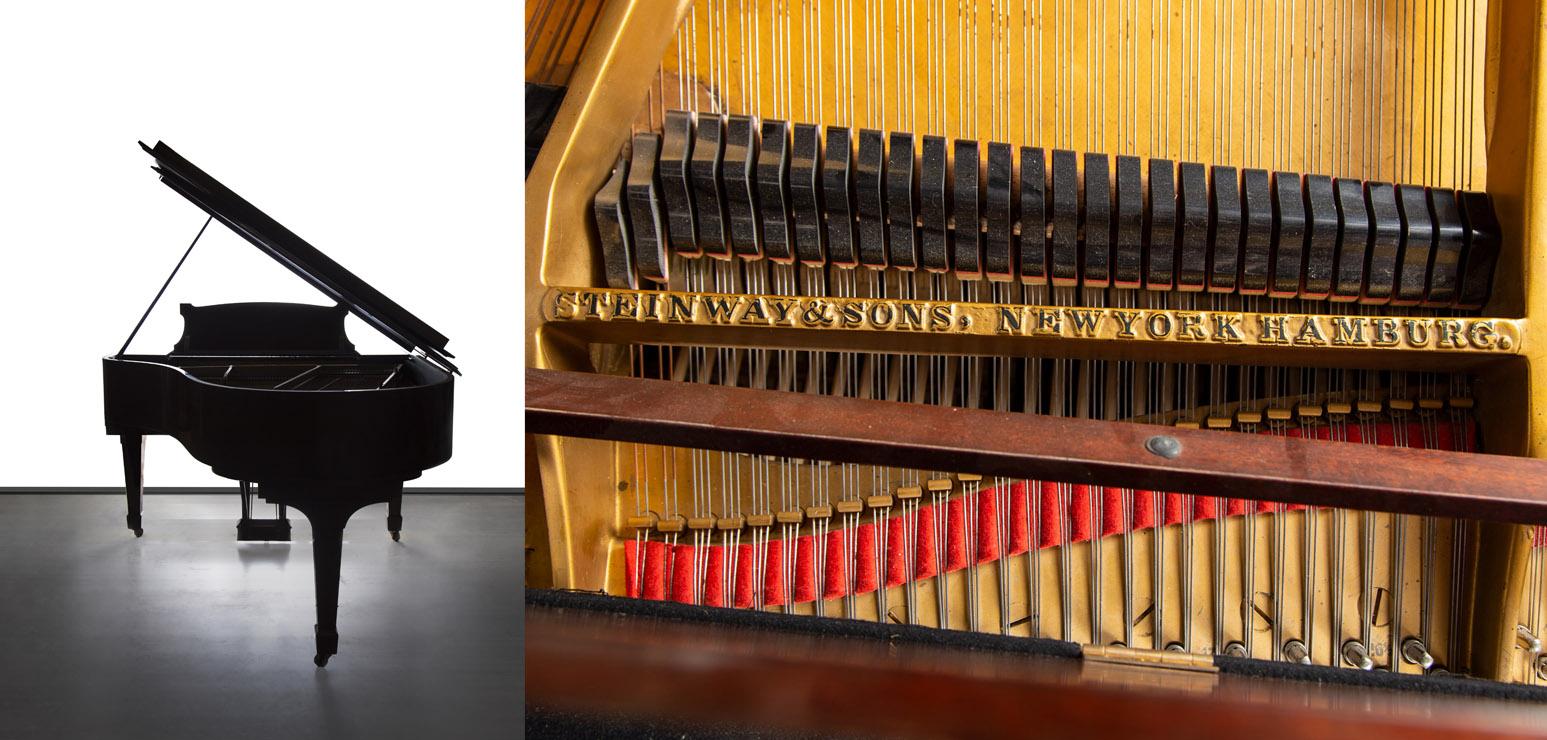 Steinway & Sons pianoforte circa 1940