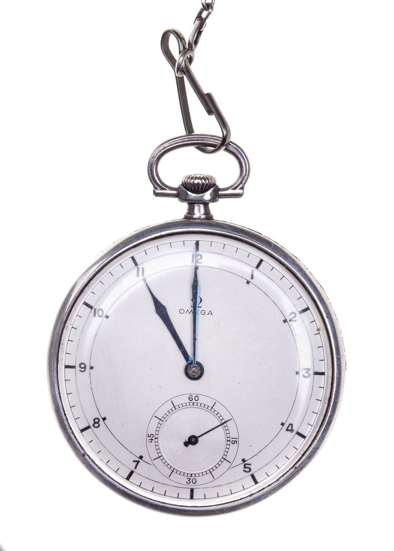 Zegarek Omega w typie art deco 1934